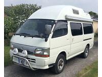 Toyota Hiace campervan VGC