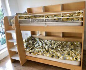 Julian Bowen Cabin Bunk Beds