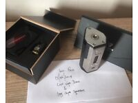 Lost Vape Drone and Ijoy Capo squonk mods for sale
