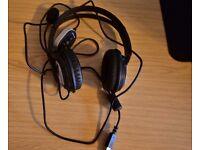 Microsoft LifeChat LX-3000 USB Headset w/ Mic