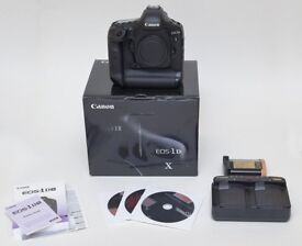 CANON EOS 1DX BOXED IN EXCELLENT CONDITION