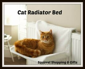 Cat Radiator Bed - New & Boxed