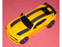 Hasbro 'Autobot' Car With Electronic Sound Effects (unboxed)