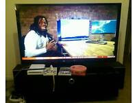 """Hitachi 50"""" Full HD LED TV with Freeview Built In"""