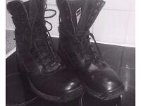 Magnum genuine leather boots