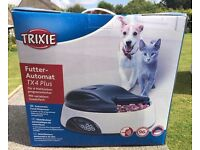 Brand new Automatic cat or dog feeder for up to 4 meals