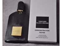 **FREE DELIVERY** NEW TOM FORD BLACK ORCHID TESTER EDP 100ML FOR MEN & WOMEN