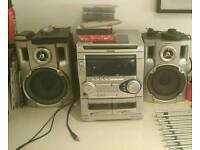 Aiwa HiFi audio sound system