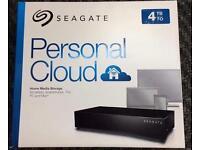 **NEW** Seagate Personal Cloud 4TB