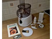 Morrisons own brand food processor