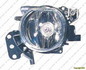 Fog Lamp Driver Side With Sport Package Sedan/Wagon High Quality BMW 5-Series (E60) 2004-2010