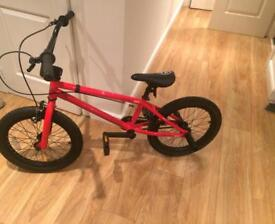 Saracens kids bike