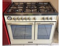 Brand New/Graded Baumatic BCD925IV Dual Fuel Double Oven with Warranty
