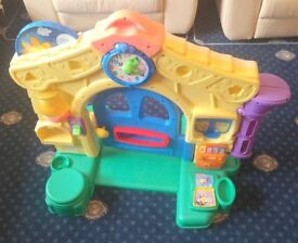 Fisher Price Laugh & Learn Learning House