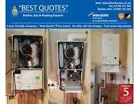Combi Boiler Installs - Boiler Repair - Boiler Servicing - Gas certificates - Plumber - Gas safe reg