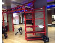 Functional Training Rig, Excellent Condition, Perfect For Any Gym