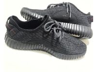 Adidas 350 Yeezy boost Pirate Black