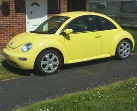 Volkswagen Beetle TDi 1.9 Yellow Diesel 54