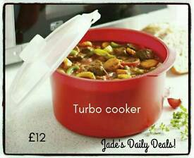 Turbo cooker