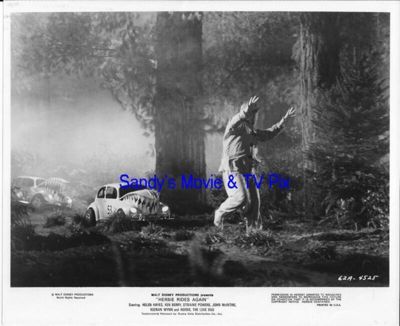 HERBIE RIDES AGAIN Original Movie Photo