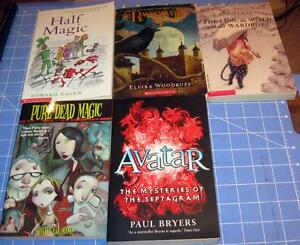 Avatar Harry Potter Half  Magic Raven Masters Secret Jules Verne