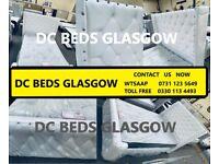 🔴🔵 NEW DESIGIN, CHESTERFIELD PLUSH VELVET IN WHITE 💖🔴 DOUBLE FRAME ONLY 270 GBP