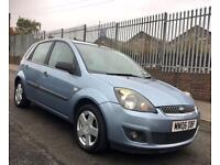 Ford Fiesta 2006 1.2L Zetec 5 Door Hatchback!