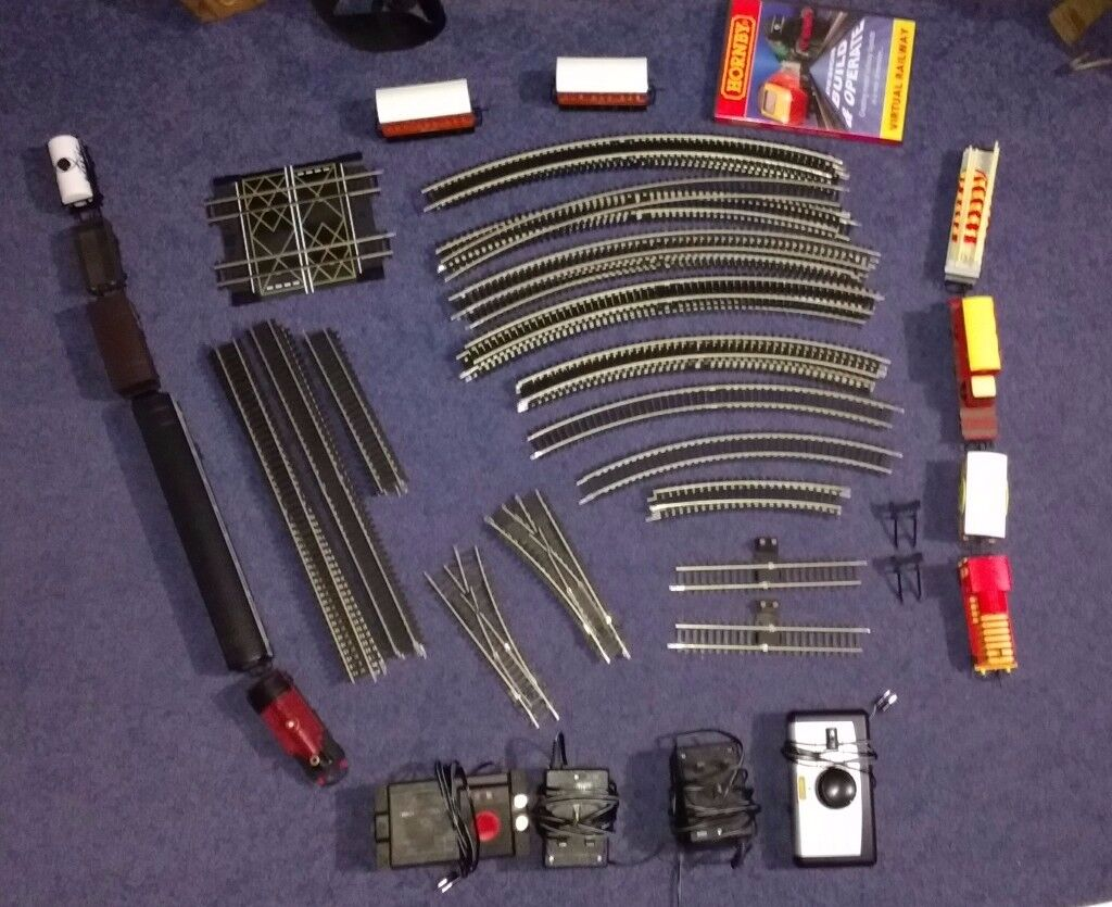 Hornby collection including collectable item