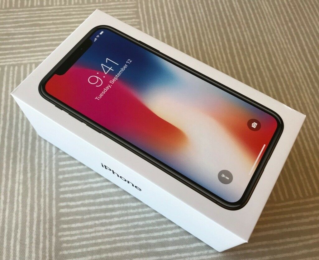 90a51b3e9d5 Brand New unlocked iPhone X - with 2 year John Lewis Guarantee
