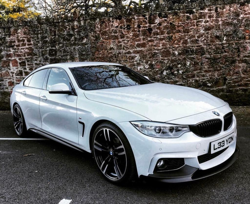 BMW 4 Series 420D Gran Coupe M Sport 5dr *RED LEATHER ...