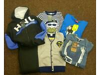 Boys clothing bundle 7-8
