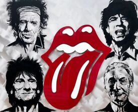 Rolling Stones Standing Ticket 22 may 2018 22/05