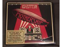 Led Zeppelin Mothership Deluxe edition (2 CDs plus 1 DVD)