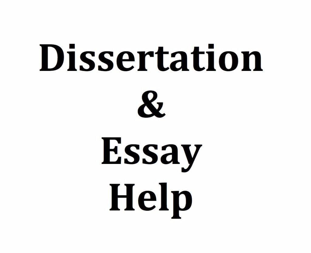 Dissertation Help Gumtree