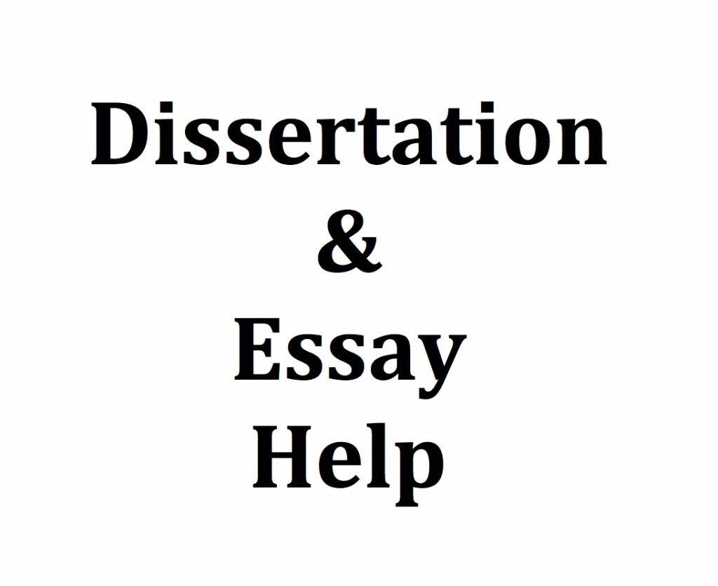 Dissertation writing services gumtree