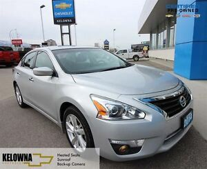 2014 Nissan Altima 2.5, Heated Seats, Sunroof, Backup Cam