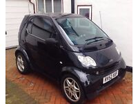 Smart Car 2002 CITY-COUPE Pulse 3dr Low Milage