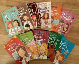 Malory Towers book 1-12 Enid Blyton