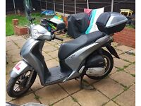 Honda SH125, ABS MODEL