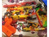 ** NERF GUN BUNDLE ** price reduced