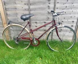 Ladies Vintage Bicycle - Raleigh Misty