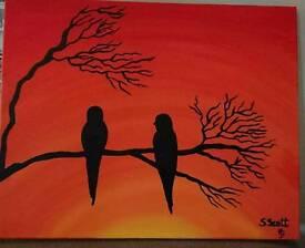 For sale original art work