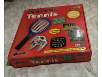Battery Operated Wireless Tennis Plug 'n' Play TV Game Console (christmas present)