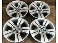 BMW 7 series 19 inch Alloy Wheels 5 x 120 Staggered 9 10j 6 series 7 series 5 series E60 E63 E65 E70