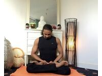 Beginners private Yoga lessons in the comfort of your own home