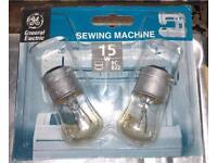 Sewing Machine Lightbulbs
