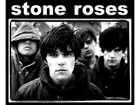 2x TICKETS TO STONE ROSES MARLEY PARK DUBLIN 9TH JULY *£30 each NEEDS GONE ASAP