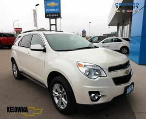 2015 Chevrolet Equinox LT 2LT, Heated Leather, Sunroof, Navigati