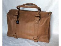 Large Ladies Zip Top Bag