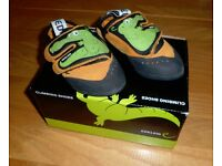 Kids Climbing Shoes - Edelrid Crocy